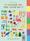 Technicolor Treasure Hunt: Learn to count with nature Cover Image