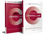 Criminal Law Revision Concentrate Pack: Law Revision and Study Guide Cover Image
