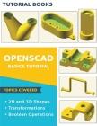 OpenSCAD Basics Tutorial Cover Image