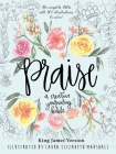 Praise: A Creative Journaling Bible Cover Image