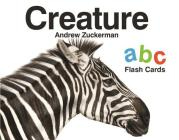Creature ABC Flash Cards Cover Image