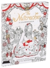 The Nutcracker: A Coloring Book (Classic Coloring Book) Cover Image