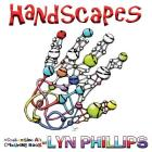 Handscapes: Dream Doodles (Challenging Art Colouring Books #2) Cover Image
