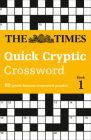 The Times Quick Cryptic Crossword Book 1 Cover Image