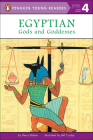Egyptian Gods and Goddesses (All Aboard Reading (Pb)) Cover Image