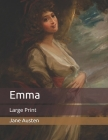 Emma: Large Print Cover Image