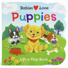 Babies Love Puppies Cover Image
