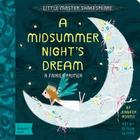 A Midsummer Night's Dream: A Babylit(r) Fairies Primer (BabyLit Books) Cover Image