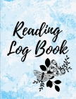 Reading Log Book: Reading Tracker Journal - Gifts for Book Lovers - Reading Record Book Cover Image