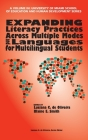 Expanding Literacy Practices Across Multiple Modes and Languages for Multilingual Students (hc) Cover Image