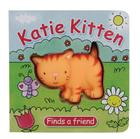 Katie Kitten Finds a Friend Cover Image