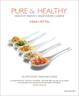 Pure & Healthy: Healthy Indian Vegetarian Cuisine Cover Image