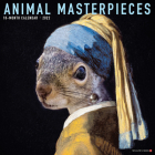 Animal Masterpieces 2022 Wall Calendar Cover Image