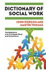 Dictionary of Social Work Cover Image