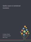 Quality Aspects in Institutional Translation Cover Image