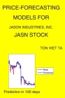 Price-Forecasting Models for Jason Industries, Inc. JASN Stock Cover Image