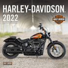 Harley-Davidson® 2022: 16- Month Calendar September 2021 Through December 2022 Cover Image