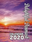 Delightful Denmark Calendar 2020: Beautiful Images of Danish Historical Sights and Scenery Cover Image