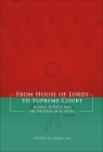 From House of Lords to Supreme Court: Judges, Jurists and the Process of Judging Cover Image