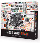 Those Who Read (1,000-Piece Puzzle) Cover Image