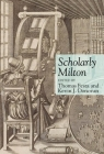 Scholarly Milton Cover Image