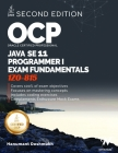 OCP Oracle Certified Professional Java SE 11 Programmer I Exam Fundamentals 1Z0-815: Study guide for passing the OCP Java 11 Developer Certification P Cover Image