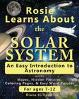 Rosie Learns About the Solar System: An Easy Introduction to Astronomy Cover Image
