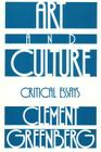 Art and Culture: Critical Essays Cover Image