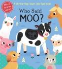 Who Said Moo? (Who Said?) Cover Image