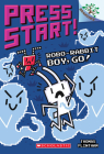 Robo-Rabbit Boy, Go!: Branches Book (Press Start! #7) Cover Image