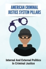 American Criminal Justice System Pillars: Internal And External Politics In Criminal Justice: American Juvenile Justice System Cover Image