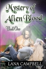 The Mystery of the Alien Blood Cover Image