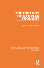 The History of Utopian Thought Cover Image