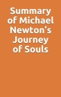Summary of Michael Newton's Journey of Souls Cover Image