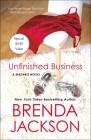 Unfinished Business: A Madaris Novel (Madaris Family Novels #13) Cover Image