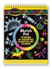 Scratch Art Sketch Pad Scratch Art Sketch Pad Cover Image