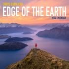Chris Burkard Edge of the Earth 2022 Wall Calendar Cover Image