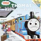 Thomas's Railway Word Book (Thomas & Friends) (Pictureback(R)) Cover Image
