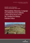 Materialidad, Memoria Y Lenguaje En La Relación de Las Fábulas Y Ritos de Los Incas (1575) de Cristóbal de Molina: Edición Crítica (Sprachen #20) Cover Image