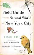 Field Guide to the Natural World of New York City Cover Image