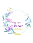 2020-2024 Five Year Planner: Monthly Schedule Organizer Logbook Academic Agenda Business Planner for The Next Five Years, 60 Months Calendar, Appoi Cover Image