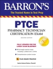 PTCE with Online Test: Pharmacy Technician Certification Exam (Barron's Test Prep) Cover Image