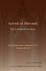 Liturgical Sermons, Volume 1: The Reading-Cluny Collection, 1 of 2; Sermons 85-133 Cover Image