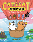 Cat & Cat Adventures: The Quest for Snacks Cover Image