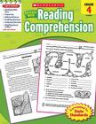 Scholastic Success with Reading Comprehension, Grade 4 Cover Image