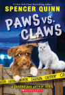 Paws vs. Claws: (An Arthur and Queenie Mystery) Cover Image