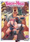 THIGH HIGH: Reiwa Hanamaru Academy Vol. 2 Cover Image
