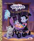 The Littlest Vampire (Disney Junior Vampirina) (Little Golden Book) Cover Image