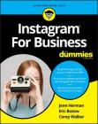 Instagram for Business for Dummies Cover Image