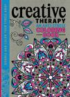 Creative Therapy: An Anti-Stress Coloring Book Cover Image